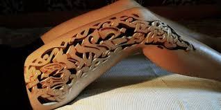 5 модных тенденций в мире татуировки от Tattookievorg за рубежом