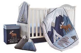 levtex baby trail mix 4 piece crib