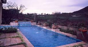 Award Winning Home Gets Ready For Summer  Backyard Pool Designs Huge Backyard Pool