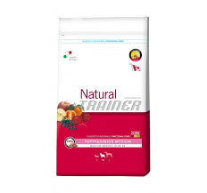 <b>Trainer NATURAL</b> dog Medium Puppy and Junior 12.5 Kg ...