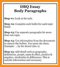 writing a dbq essay agenda example writing a dbq essay bodydbq jpg