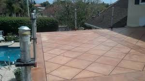 outdoor tile over concrete. Tile Over Concrete Porch Beautiful Outdoor Con Faux Finish Desert Exterior Flooring System L