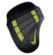 Nike Alpha Grip Weight Lifting Performance Training Grips Atomic Green Large