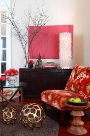 Indian Inspired Decorating Ikat Amy Hirschamy Hirsch