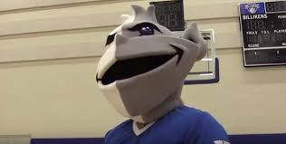 Image result for Images of stl Louis University's new billiken