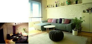 Kleines Wohnzimmer Einrichten Vorher Nachher