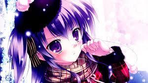 Free Download Anime Girl Wallpaper Id ...