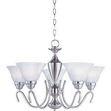 newport 5 light chandelier