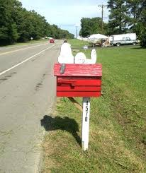 empty mailbox charlie brown. Charlie Brown Mailbox Con Empty A