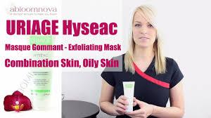 <b>Uriage Hyseac</b> Masque Gommant - <b>Exfoliating</b> Mask - YouTube