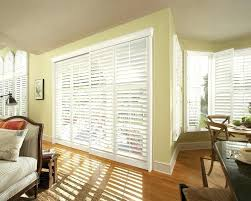 vertical blinds for sliding glass doors bamboo blinds sliding patio door sliding door vertical blinds curtains
