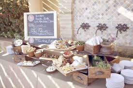 Discover (and save!) your own pins on pinterest Pin By Camille Clark On Event Ideas Rustic Buffet Buffet Table Settings Rustic Buffet Tables
