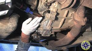 Transfer Case Gear Oil Change - How To - YouTube
