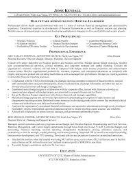 Resume For Hospital Job Techtrontechnologies Com