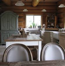 8 Features Every Log Home Should Have Incredible Kitchen Too