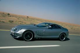 Mercedes-Benz SLR 722 | Evo