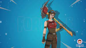 Fortnite Skins Renegade Raider