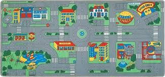magnificent road play mat m8915617 map carpet children s