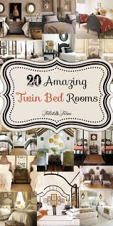 amazing twin bed rooms