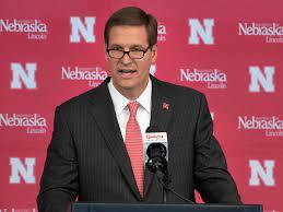 Nebraska introduces Trev Alberts ...