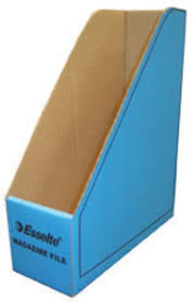 Cardboard Magazine Holders Magazine File and Box Files Office Stationery Supplies online NZ 87