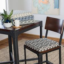 indoor dining room chair pads. chair cushions mozaic company sunbrella corded indoor/outdoor cushion | hayneedle fcexocb indoor dining room pads r