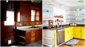 Kitchen Makeover Before After Kitchen Makeover Projects To Inspire Your Next