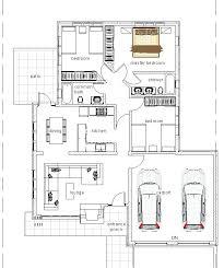 house plan three bedroom elegant three bedroom bungalow house plan architect six plans split