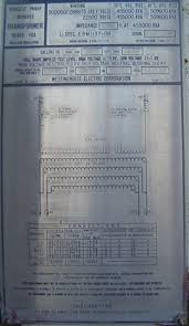 500 kva substation transformer 500000 volts from nuclear plant Westinghouse Transformer Wiring Diagram click to see larger image westinghouse 455 509 6 mva single phase nuclear substation transformer Simple Wiring Diagrams