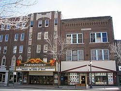 Paramount Theatre Cedar Rapids Iowa Wikipedia