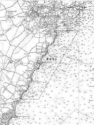 H08091 Nos Hydrographic Survey Merrimack River And Outer