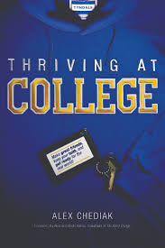 alex chediak why write beating the college debt trap thriving at college book cover