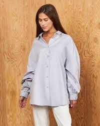 <b>Рубашка</b> с резинкой на манжетах в интернет-магазине ...