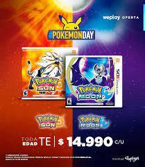 Entonces deberás prestar atención al siguiente vídeo que la firma japonesa ha publicado hace muy poco. Weplay Store On Twitter Oferta Pokemonday Sigamos Celebrando El Pokemonday Con Estos Dos Juegos Increibles Pokemonsun Y Pokemonmoon Para Nintendo3ds Puedes Llevarte Uno O Los Dos Disponible En Tiendas Y
