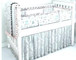 crib bedding owl baby set pink aqua and grey by levtex zahara love how the crib set turned out levtex bedding baby charlotte
