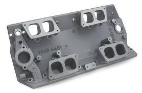 Chevrolet Performance Ram Jet 502 C.I.D. Lower Intake Manifolds ...