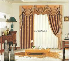 Living Room Window Curtains Cool Window Valance Ideas For Room Interior Decorating Design
