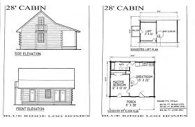 cabin floor plans with loft architecture free small blueprints 24x24 kit design blog plan mpfmpf com