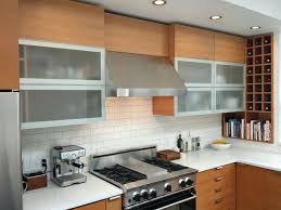 horizontal wall cabinet glen park residence contemporary kitchen glass door