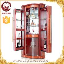 Living Room Corner Bar Modern Livingroom Tall Wooden Corner Bar Cabinet Buy Corner Bar