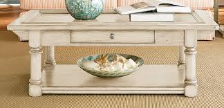 distressed white table. Collection In Rustic White Coffee Table With Distressed Tables