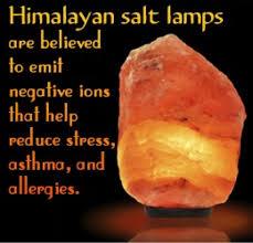pink himalaya salt lamp benefits
