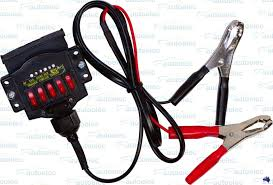 7 pin trailer socket plug tester