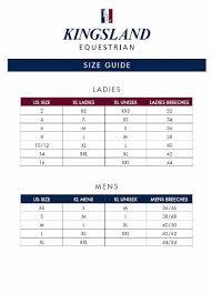 Kingsland Kirstie K Tec Full Seat Breeches Ladies