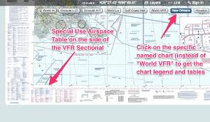 New Orleans Sectional Chart Everything You Need To Know About Alert Areas Thinkaviation