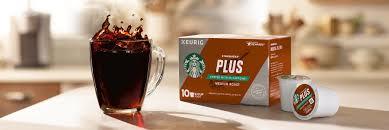 starbucks coffee products. Interesting Starbucks Starbucks Plus Medium Roast Coffee With 2X Caffeine In A Cup On Table On Starbucks Products R