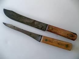 R Murphy Chefu0027s Knife 10Carbon Steel Kitchen Knives