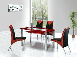 red dining room sets red dining room chairs