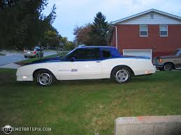 1985 Chevrolet Monte Carlo ss id 1038