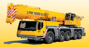 Liebherr Ltm1220 5 2 270 Ton Entrec